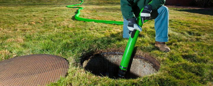 cesspit septic tank emptying in deal