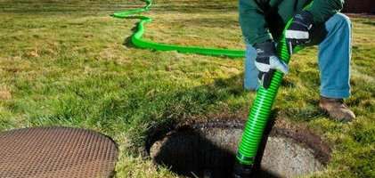 cesspit & septic tank emptying