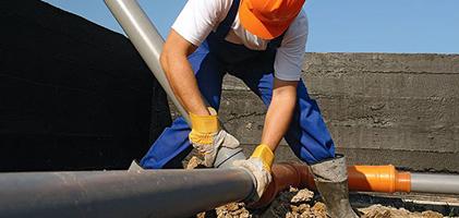 drainage services